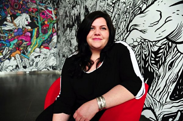Kristy Trinier, Curators on Curating