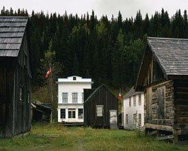 """Masonic Lodge, Barkerville"""
