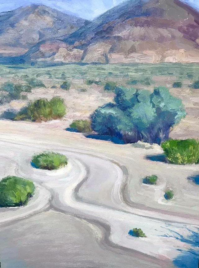 "Mike Keepness, ""Big Muddy Grasslands,"" nd"