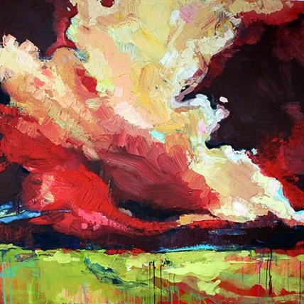 "Samantha Williams-Chapelsky, ""Reclaimed Terrain,"" nd"