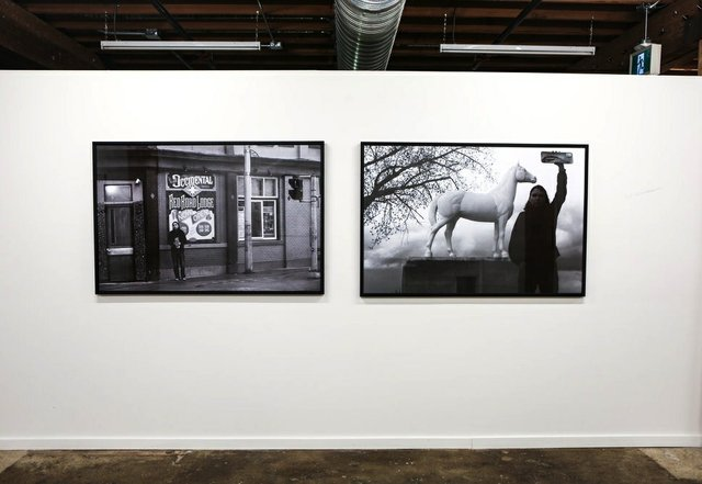 This Must Be The Place, installation view