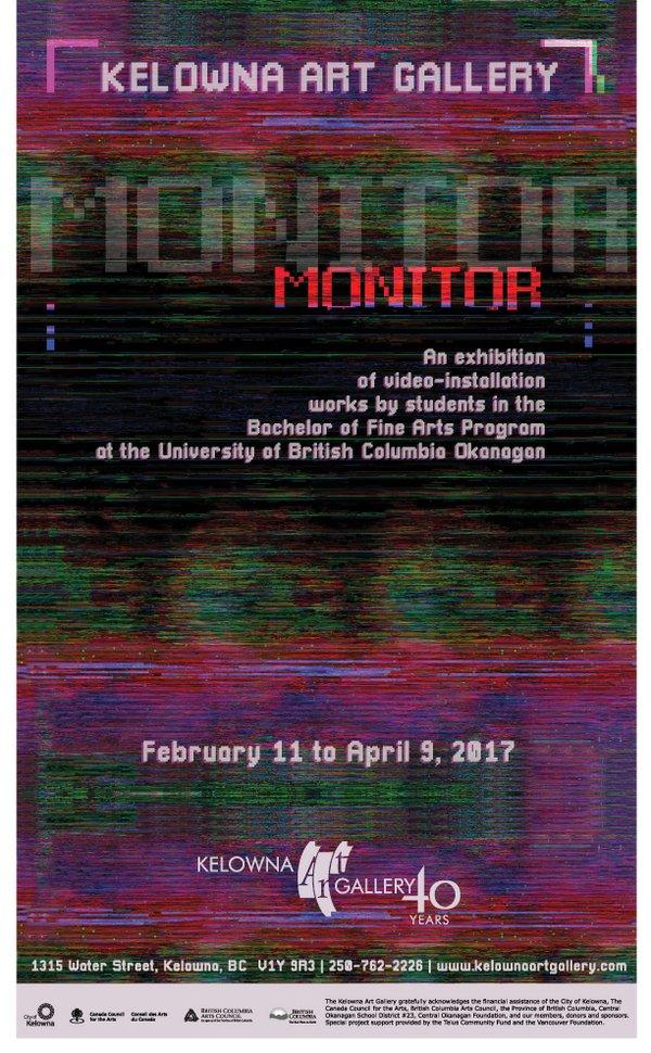 Monitor Poster, KAG