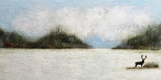 "Susan Wallis, ""Under Watchful Skies,"" 2017"