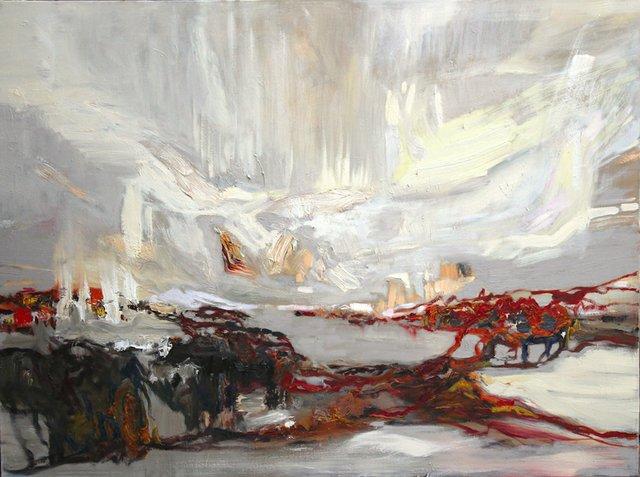 "Lisa Johnson, ""Traces, Iceland,"" 2017"