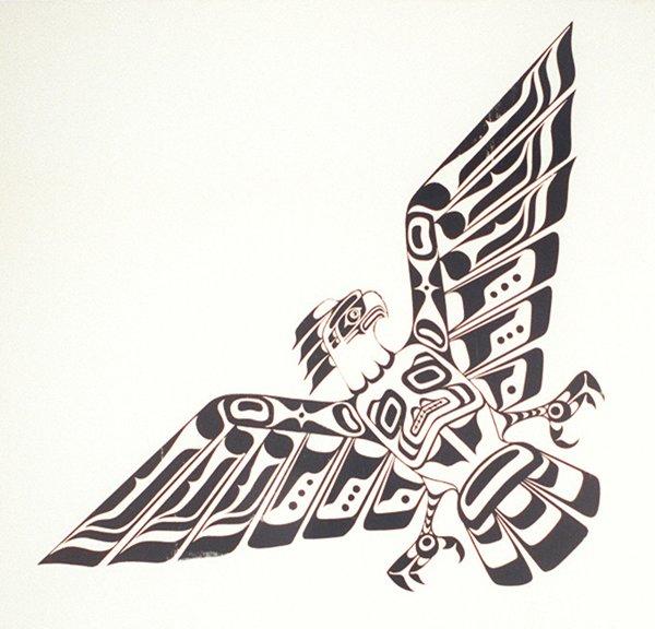 "Ellen Neel, ""Eagle Design,"" n.d."