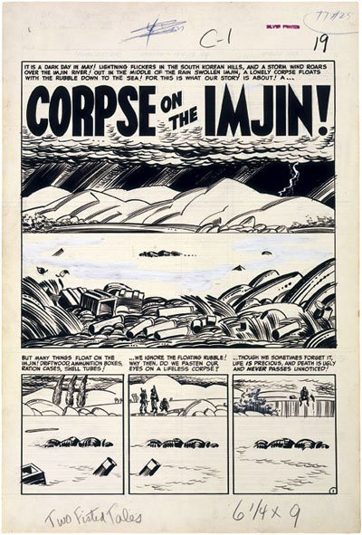 """Corpse on the Imjin"""
