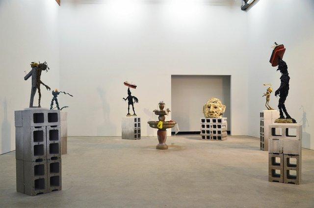 """Jude Griebel, """"Crafing Ruin,"""" 2017"""
