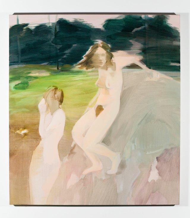 """Corri-Lynn Tetz, """"Ledge,"""" 2016"""