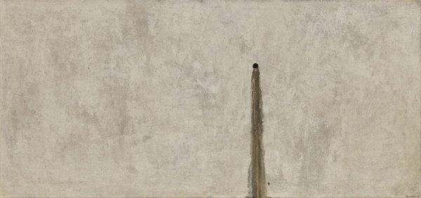 """Paul Chui, """"Stain #6,"""" 1977"""