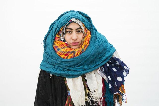 """Durrah Alsaif, """"Qimash,"""" 2017"""