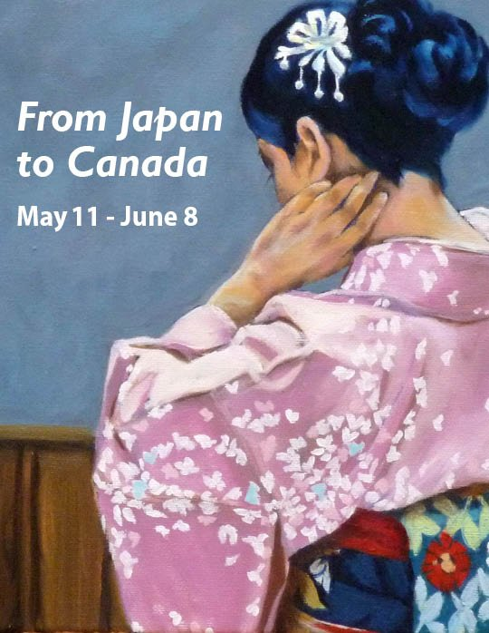 From Japan to Canada, Invitation