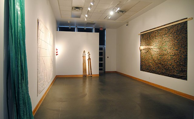 "Amy Malbeuf, ""Inheritance Installation View,"""