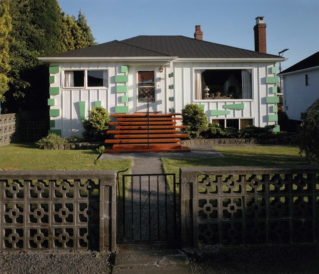 "Jim Breukelman, ""Hot Properties 03,"" from the series ""Hot Properties,"" 1987"