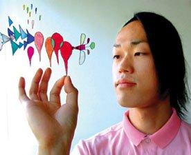 Artist Takashi Iwasaki