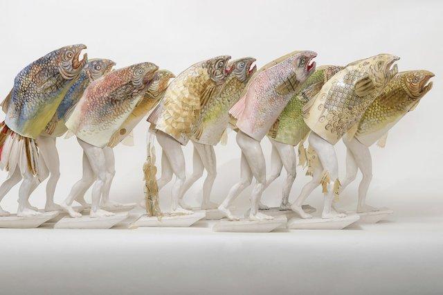 "Pilar Mehlis, ""Antrofish,"" 2016"
