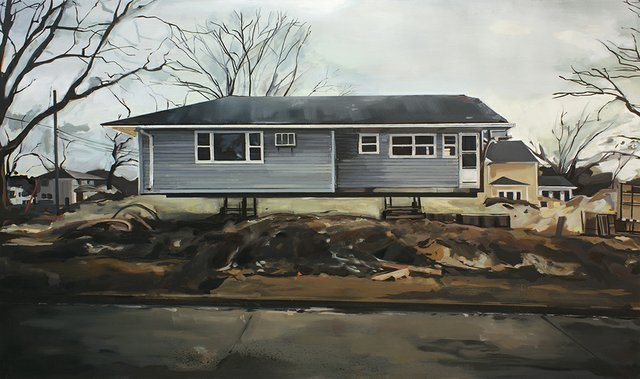 "Andrea Kastner, ""No Home Like Place,"" 2017"