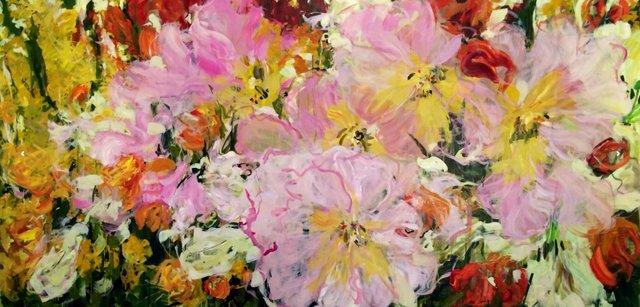 """Valerie Butters  """"Une Fille, C'est Une Fleur,"""" nd"""
