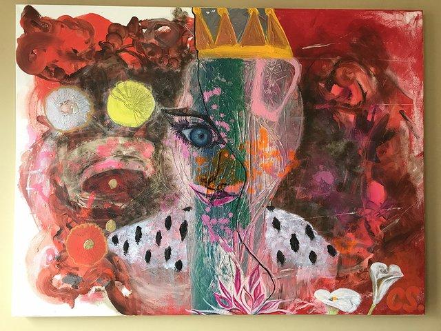 """Caroline Sereda, """"Coronation,"""" nd"""