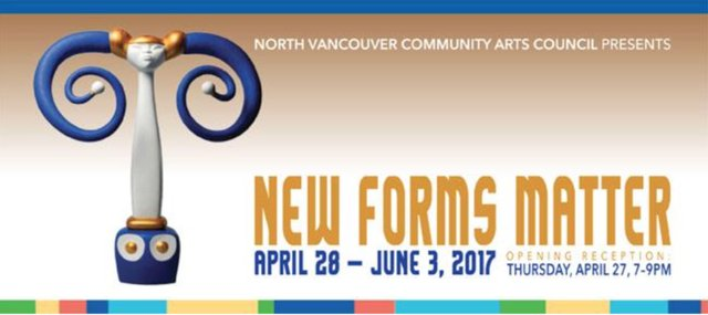 New Forms Matter Invitation
