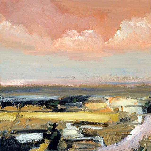 "Simon Andrew, ""Summer Evening,"" 2017"