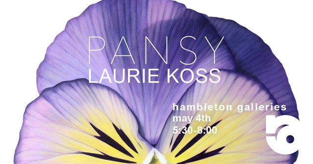 Laurie Koss: Pansy