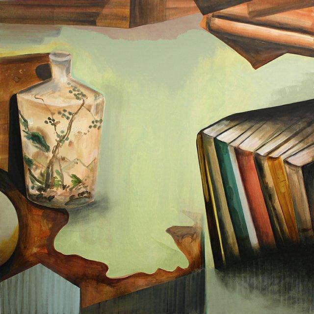 """Barbara Milne, """"Volume #7,"""" 2016"""