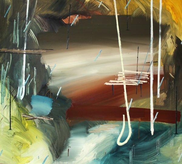 """Scott Everingham, """"Fog Sounds,"""" 2017"""