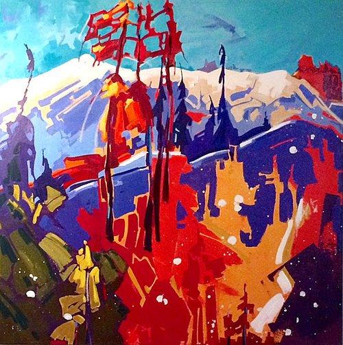"""Jenny Bailie, """"Local Landscape 1,"""" nd"""