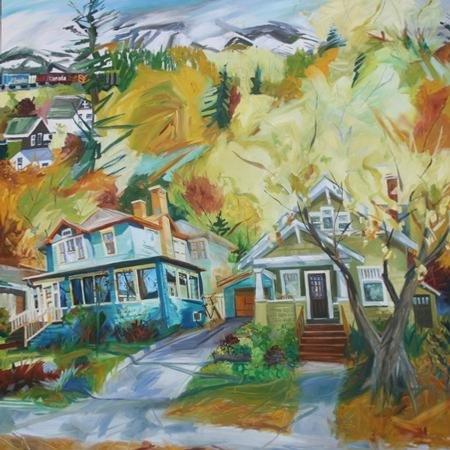 "Jill Thomson, ""Alberta, Canada,"" nd"