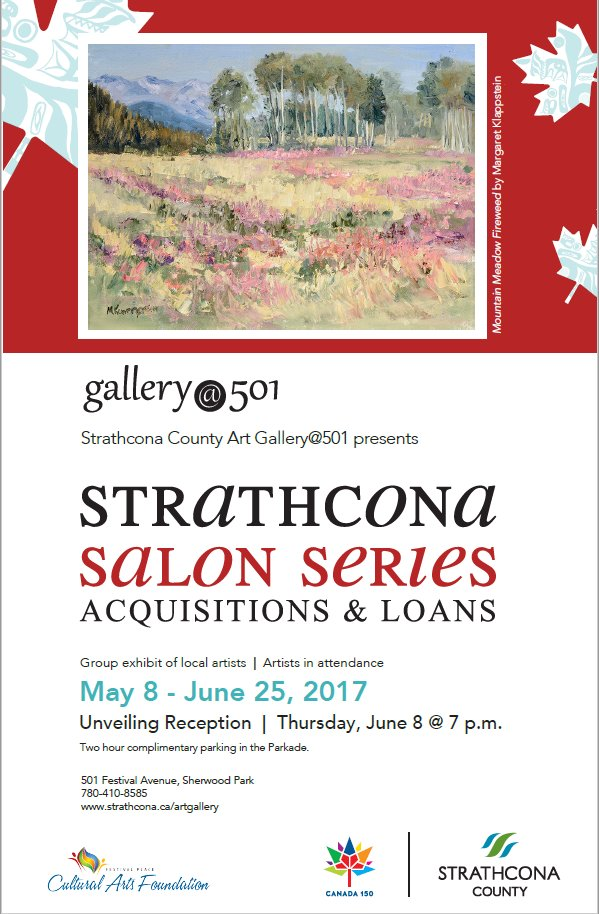Invitation for Strathcona Salon Series Acquisitions & Loans