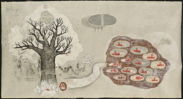 """Tomoyo Ihaya, """"Wishing Tree,"""" nd"""