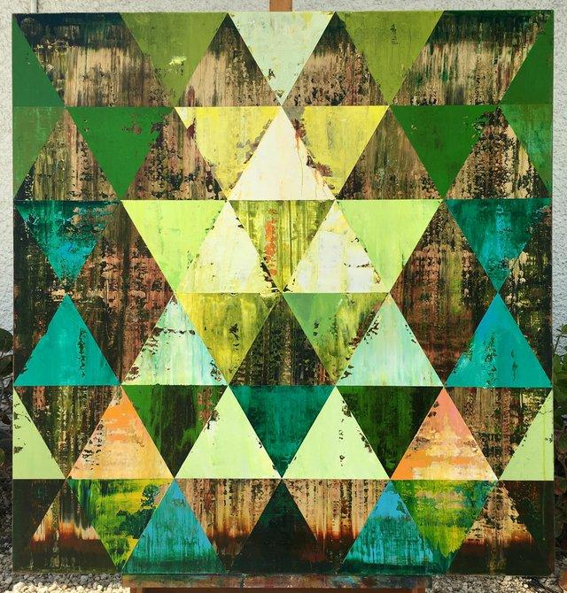 """James Wyper, """"Artemisia Absinthium,"""" 2016"""