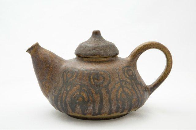 """Helga Grove, """"Teapot,"""" 1970"""