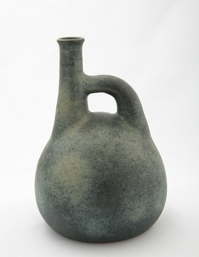 "Jan Grove, ""Jug with Offset Neck,"" 1986"
